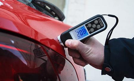 Что такое толщиномер для авто и как его использовать