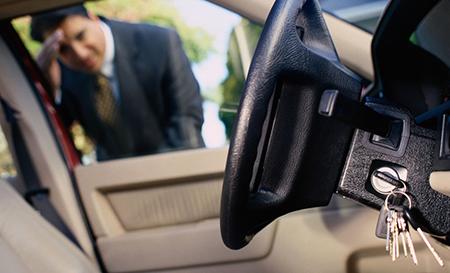 Можно ли открыть машину без ключа?