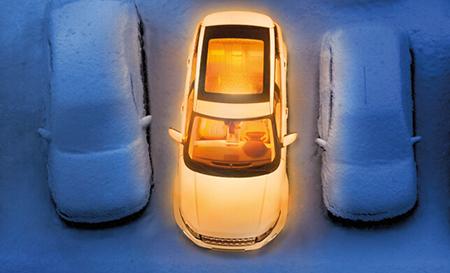 Вебасто: сильные морозы больше не помеха для автолюбителей